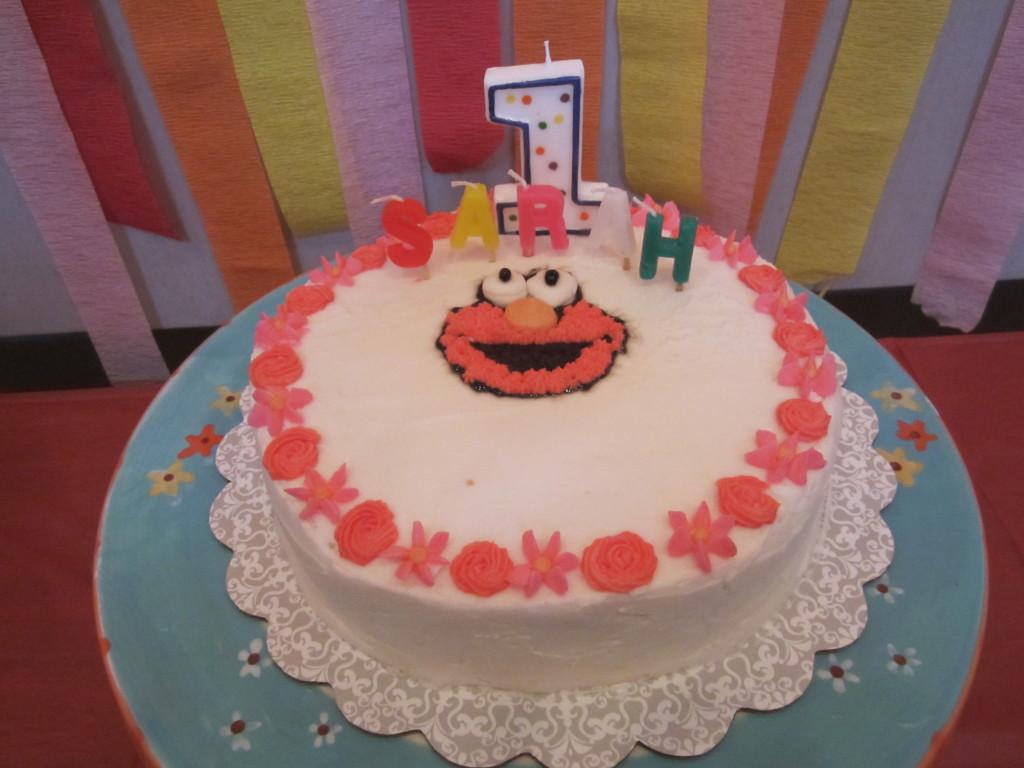 1st smash cake