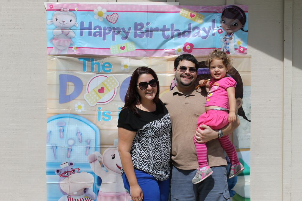 Doc McStuffins Party: Scene Setter