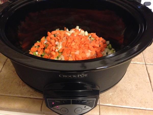 Crock Pot Chicken Noodle Soup Mama Chit Chat